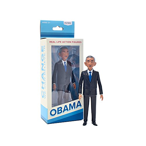 Barack Obama Action Figure (Barack Obama Doll)