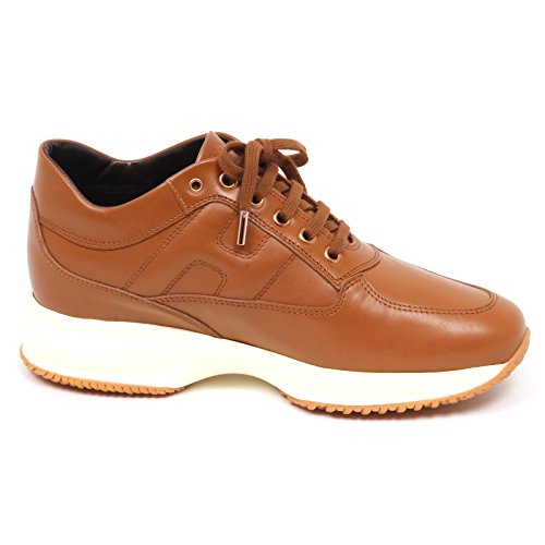 E4266 Luxury Sneaker Donna Woman Scarpe Shoe Hogan Interactive Cuoio FdTRnqPxq