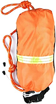 Tooshouse Throw Bag Rescue Rope High Visibility Water Rescue Safety Equipment Kayak and Boat Emergency Equipme