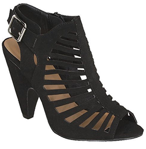 womens-cut-out-strappy-buckle-sling-back-chunky-high-heel-sandals-trendy-shoes-pen-3-black-ts-size-9