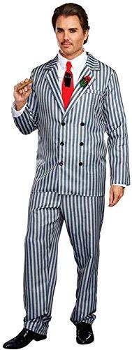 Men's Putrid Papa Costume -