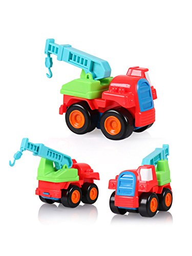 Truck Toys For 3 Year Olds : D mcark huile toys toddler push car tonka trucks friction