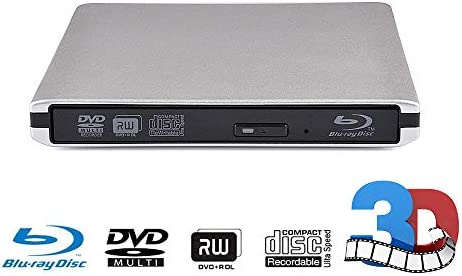bk External CD Drive //-RW Drive Slim DVD//CD ROM Rewriter Burner Superdrive High Speed Data Transfer for Laptop Desktop USB 3.0 Portable CD//DVD