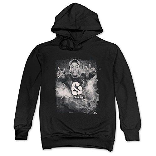 MAGGO Famous Popular Dizzy Wright Costume Hoodie Mens (Deadmau5 Out Of Costume)