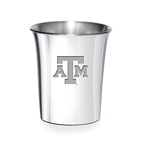 Texas A&M Pewter Jigger