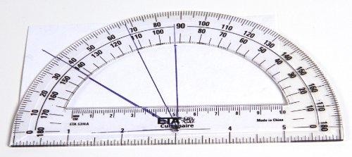 ETA hand2mind Protractors (Pack of 100)