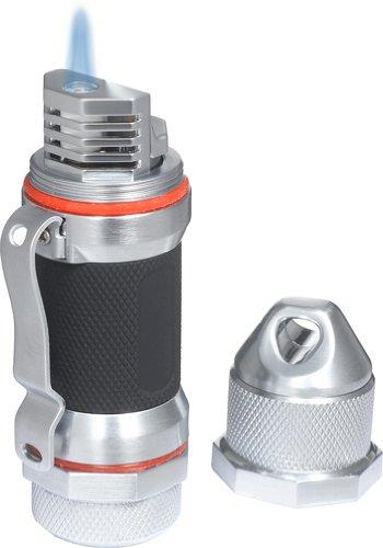- Visol Storm High Altitude Wind Resistant Lighter, Chrome Black