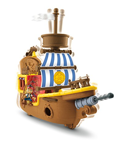 Fisher-Price Jake and The Neverland Pirates - Jake's Pirate Adventure Bucky by Fisher-Price (Image #2)