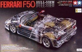 Tamiya 1/24 Full View Ferrari F50 (1/24 Sports Car: 24223): Amazon