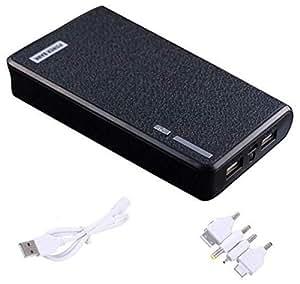 30000mah Double USB Portable External Battery Power Bank Charger
