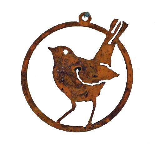 Elegant Garden Design Baby Robin 3-inch Ornament