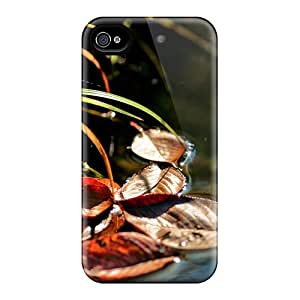 EOVE QuW1560dNgi Case Cover Skin For Iphone 4/4s (the Moment)