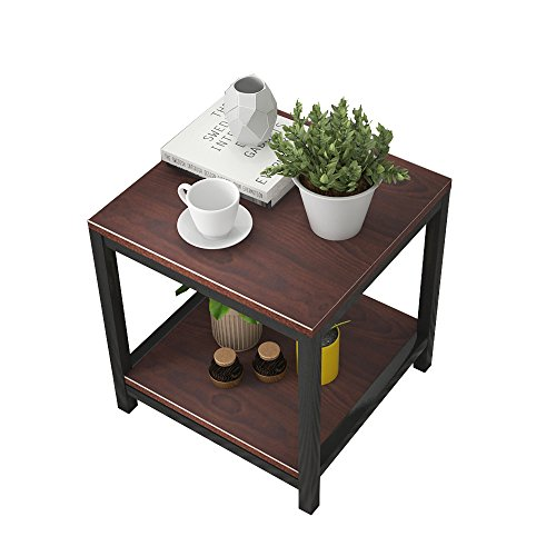 Soges Modern End Table 15.7