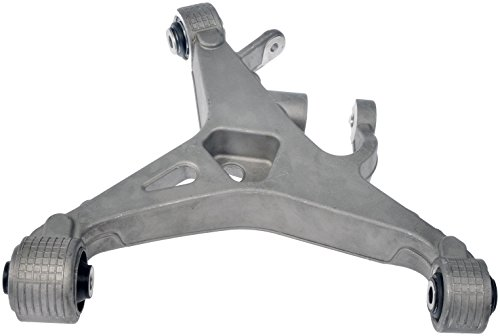 Control Lower Arms Aluminum Rear (Dorman 521-938 Rear Right Lower Suspension Control Arm for Select Ford / Lincoln Models)