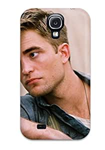 New Style Tpu S4 Protective Case Cover/ Galaxy Case - Robert Pattinson Latest Photoshoot