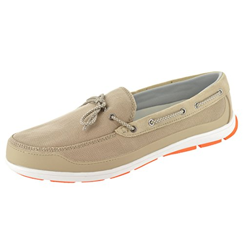 Simmar Mens George Sommar Spets Loafers Beige
