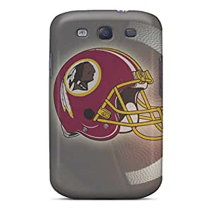 Shockproof Hard Cell-phone Cases For Samsung Galaxy S3 (aMm15208eNai) Support Personal Customs Beautiful Washington Redskins Series
