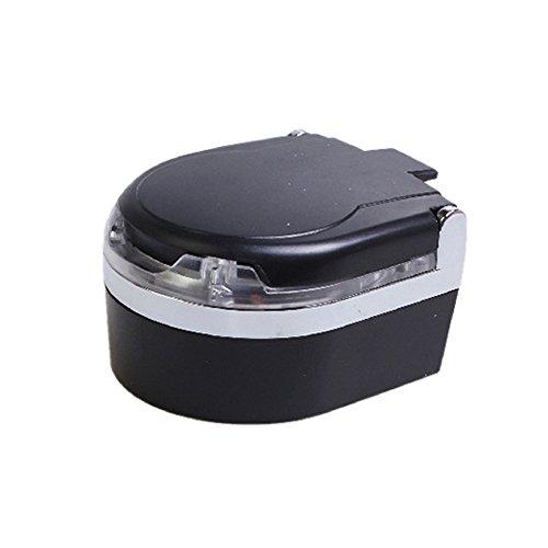 - Aszune Car Ashtray, Auto LED ashtray car home dual-use ashtray for Vehicle Dashboard