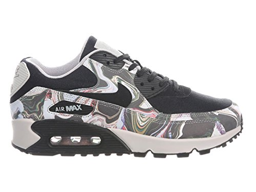 (Nike Women's Air Max 90 Leather Running Shoes (8.5 D(M) US))