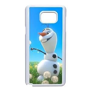 Samsung Galaxy Note 5 case , Frozen Cell phone case White for Samsung Galaxy Note 5 - LLKK0781469