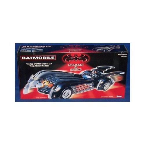 Batman and Robin Movie Version Batmobile