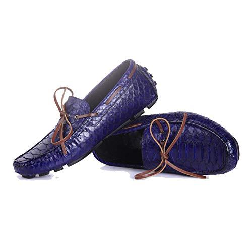 Leggero Antiscivolo Serpente Scarpe A Casual Modello Pigre Purple Goodyear Fatto Leggero Mano Upqwva
