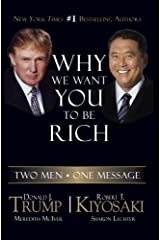 Why We Want You to Be Rich: Two Men - One Message Capa comum