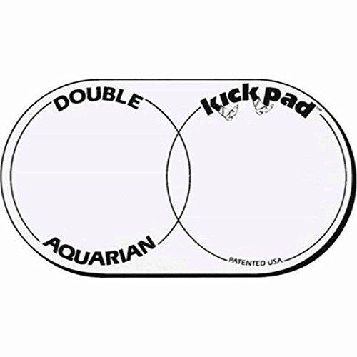 Aquarian Drumheads DKP2 Kick Pad  Kick Pad accessory