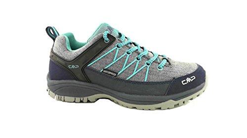 CMP grey amp; Damen 3Q95776 Trekking Wanderhalbschuhe U510 r0rqYw