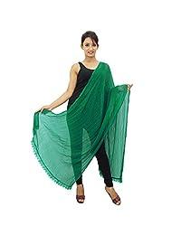 Neck Wrap Long Stole Chiffon Blend Dupatta Women Wear Indian Scarves Chunni