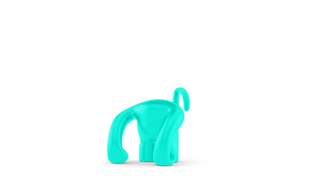 Polaroid Monkey Mount for the Polaroid CUBE, CUBE+ HD Action Lifestyle Camera (Blue)– Stable Positions Camera Anywhere by Polaroid