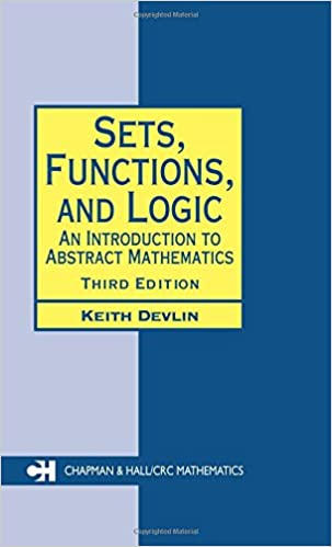 Amazon sets functions and logic an introduction to abstract amazon sets functions and logic an introduction to abstract mathematics third edition chapman hallcrc mathematics series 9781584884491 keith fandeluxe Image collections