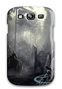 New Arrival Case Cover With XNSJMjN3267cdkbt Design For Galaxy S3- Warrior