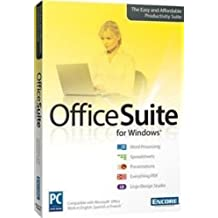 Encore 36460 Office Suite With Bonus Pdf And Logo Design Studio Amr