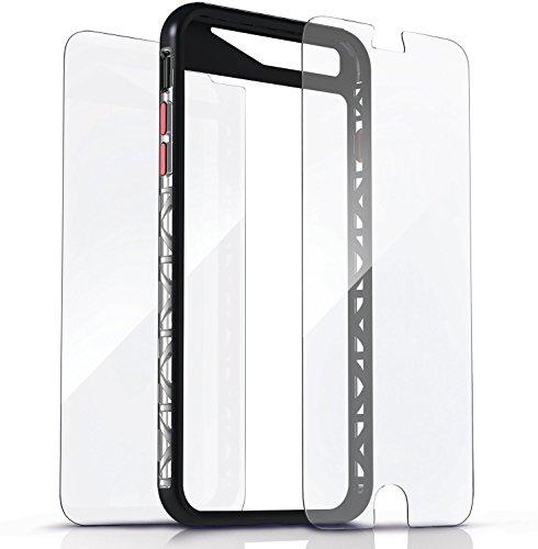 invisibleSHIELD Orbit Extreme Case+Folie für Apple iPhone 6+/ 6S+, schwarz