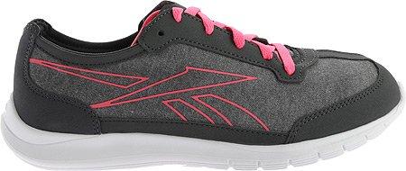 Reebok Women's Sport Ahead Action RS Walking Shoe Pink Ribbon/Gravel/Solar Pink/White 7zv8GC
