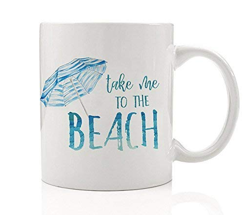 Cute Summertime Fun Coffee Mug