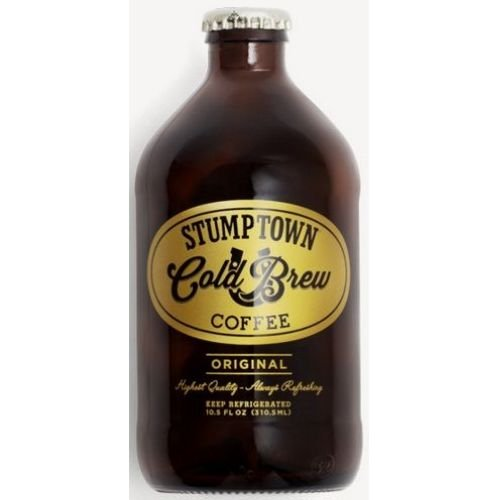 Stumptown Cold Brew Coffee, 10.5 Variable Ounce -- 12 per case.