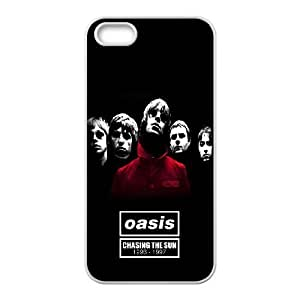 iPhone 5, 5S Phone Case White Oasis KL1806292