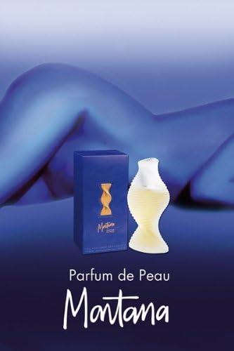 MONTANA Perfume para mujer piel de perfume Eau de Toilette 100 ml nuevo!!!