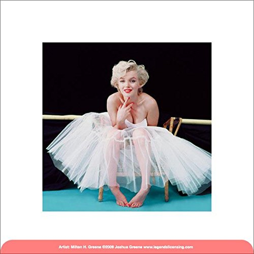 Marilyn Monroe Ballerina Hollywood Glamour Celebrity Actress Icon Photograph Photo Poster 15 75X15 75