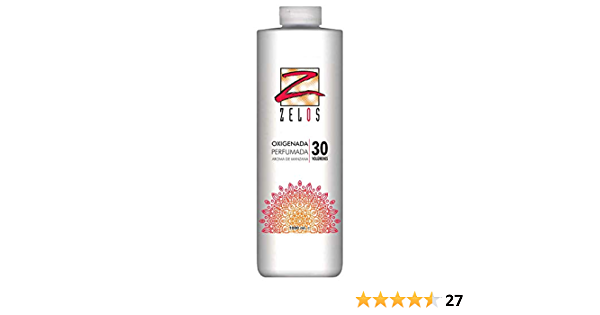 Oxigenada 30 volúmenes - 1000 ml - Aroma de Manzana ...