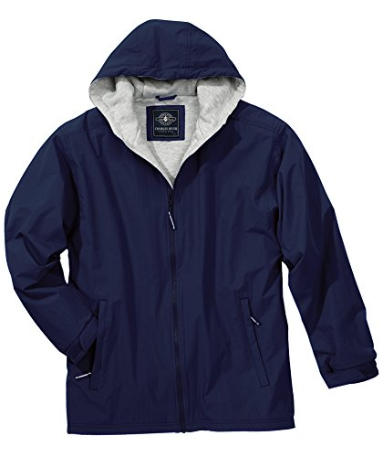 Charles River Men's Enterprise Jacket Navy 3XL by Charles River Apparel