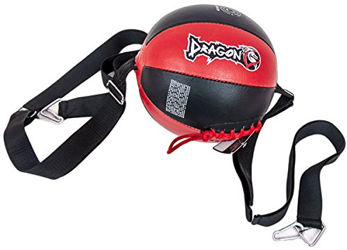 Double End Bag - Dragon Do -Best For MMA, Muay Thai,Training,Boxing-Leather Double End Punching Ball by Dragon Do