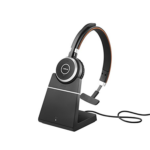 Jabra Headset Stand (Jabra Bluetooth Headset 65 UC mono - Black)