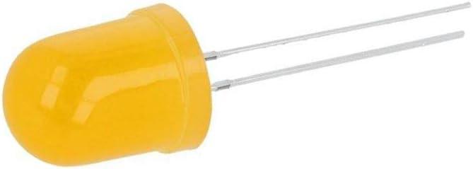 8x OSO5JSA134A LED 10mm orange 220-330mcd 30/° 3/÷5V 20mA Variant OPTOSUPPLY