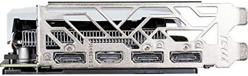 MSI GeForce GTX 1660 Ti DirectX 12 GTX 1660 TI ARMOR 6G OC