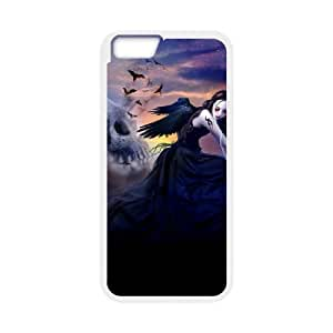 Case Cover For Apple Iphone 6 Plus 5.5 Inch Gothic Phone Back Case Customized Art Print Design Hard Shell Protection FG068025