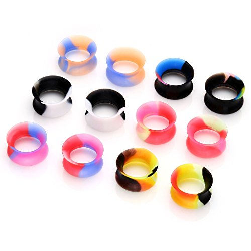 JOVIVI Colors Ultra thin Silicone Colorful