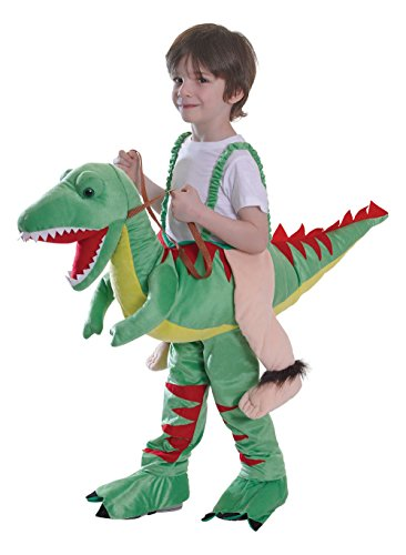 Bristol Novelty CC044 Riding Dinosaur, One Size -